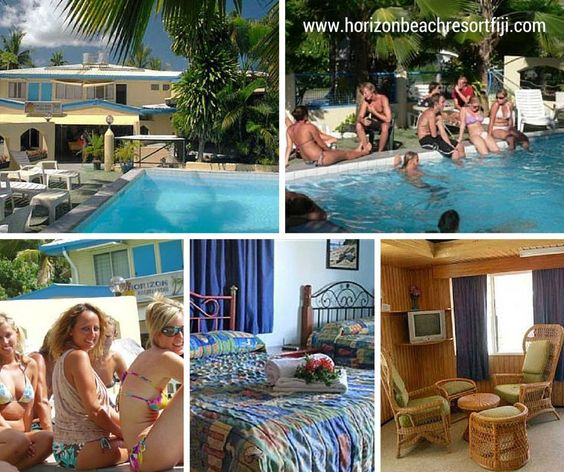 A fun and affordable place to base yourself in Nadi - see their travel centre for all island hopping options. Horizon Beach Resort Fiji.