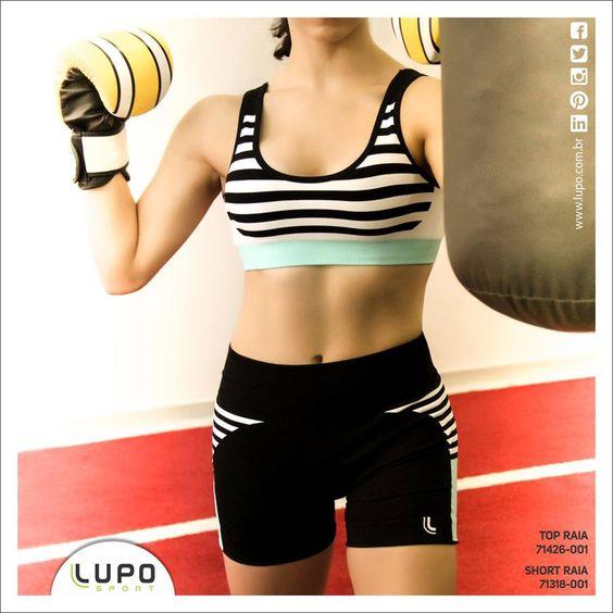 A linha Lupo Sport combina alta tecnologia, conforto e design para você superar os seus limites.