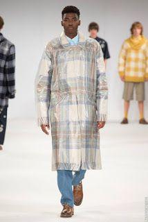 Uca Epsom Graduate Fashion Week Fall Winter 2015 Otoño Invierno #Menswear #Trends #Tendencias #Moda Hombre  - M.F.T.