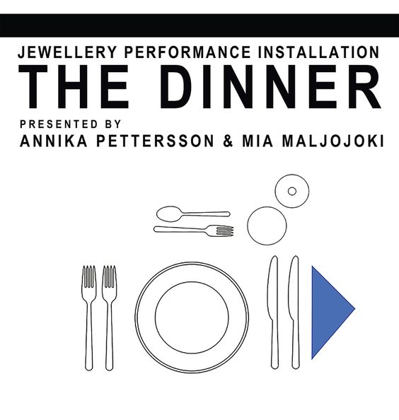 The Dinner by Mia Maljojoki and Annika Pettersson Exhibition