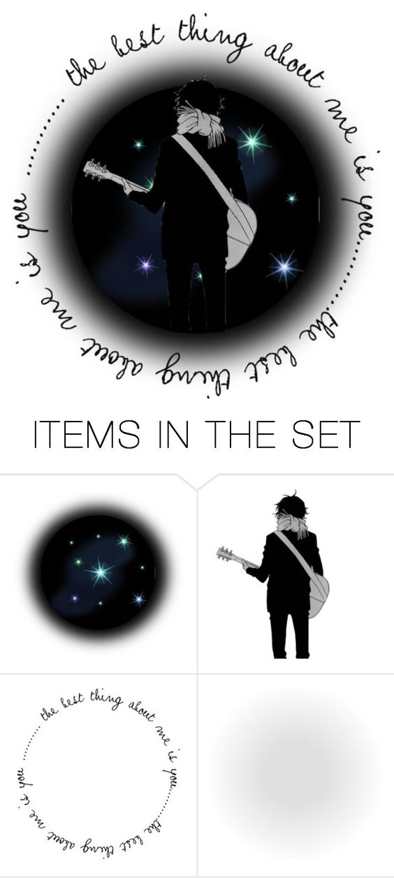 """""""♪♫♪♪ Look at the stars.. They only shine for you ♪♫♪♪"""" by creatingstars ❤ liked on Polyvore featuring art"""