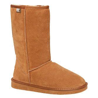 Brown Sheepskin Boots @TKMaxx
