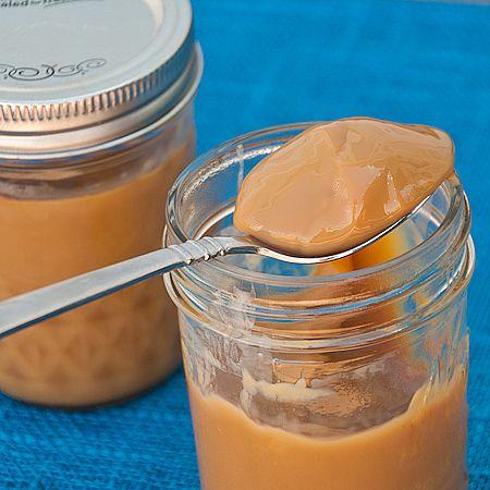 Homemade Dulce De Leche | Recipe | Jars, Homemade caramels ...