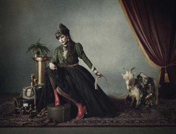 Victorian Gipsies
