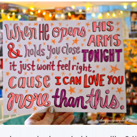 MORE THAN THIS!