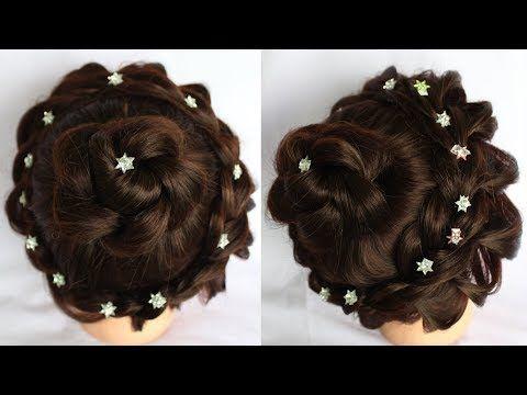 Hairstyles 2018 Hair Design Hair Style Girl Cute Hairstyles Natural Hair Styles Youtube In 2020 Hair Styles Wedding Guest Hairstyles Natural Hair Styles