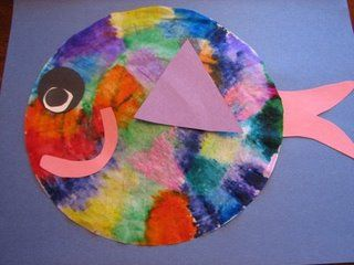 LOTS of ocean crafts from Totally Tots