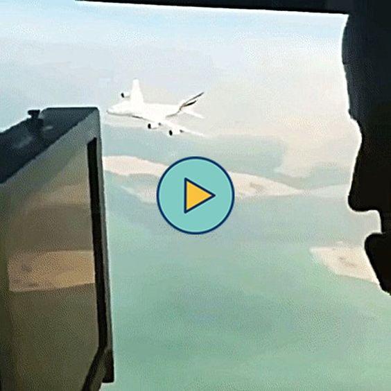 Voando nas alturas