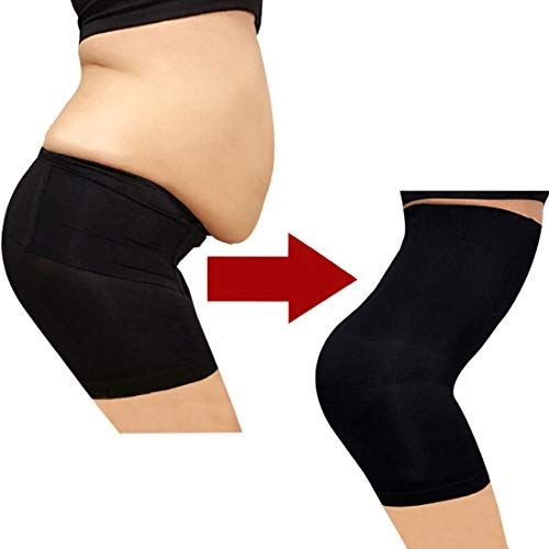 Women/'s High Waist Trainer Tummy Control Panties Body Shaper Slimming Underwear