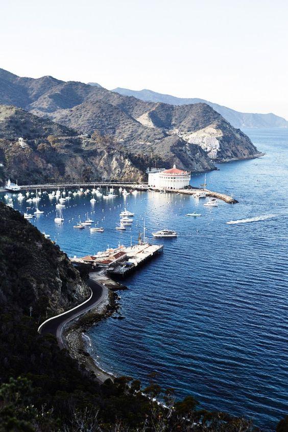 catalina island: