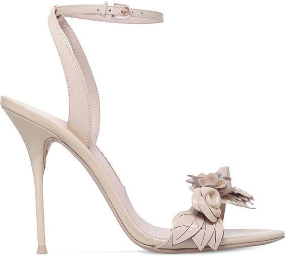 SOPHIA WEBSTER Lilico leather heeled sandals