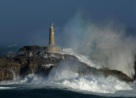 Isla de Mouros, España