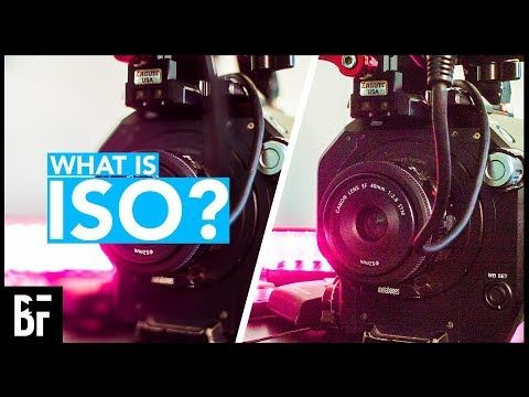 What is iso video