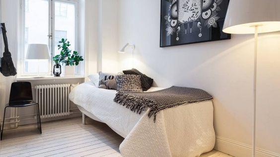 Shop the look: sfeervolle slaapkamer voor één persoon  roomed.nl # ...