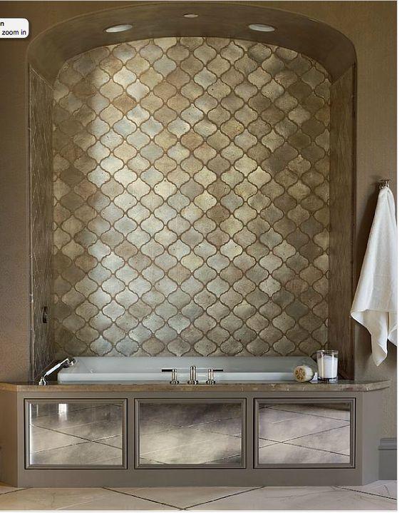 Features walker zanger tile bathrooms pinterest tile for Walker zanger