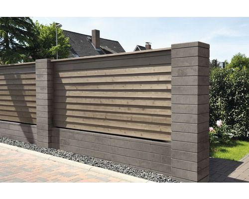 Mauersystem Trendline Mauerstein 1 2 Grau Terra Meliert Glatt 19 0x19 0x12cm Bei Hornbach Kaufen Mauersysteme Mauerstein Mauer