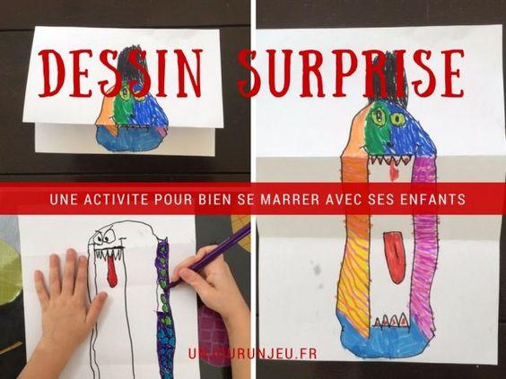 Dessin surprise
