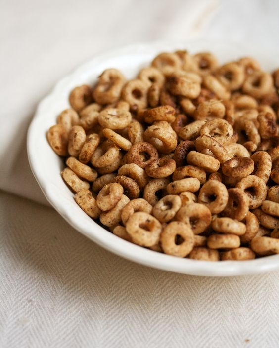 Fried Cheerios | Big Girls Small Kitchen
