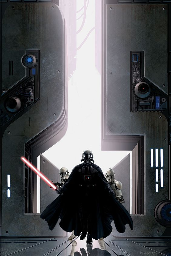 Darth Vader and the Lost Command #1 Cover by Doug Wheatley