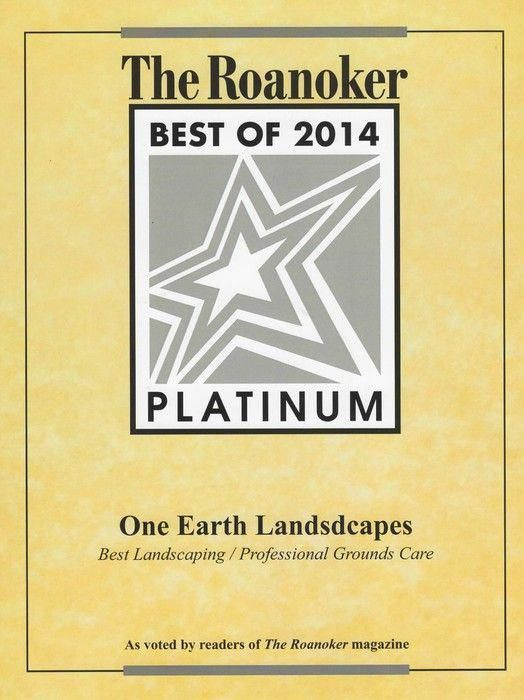 540 344 3901 One Earth Landscapes Inc In Roanoke Va Offers Mowing Mulch Installation Mulch Delivery Hardwoods Dy Mulch Landscaping Supplies Landscape