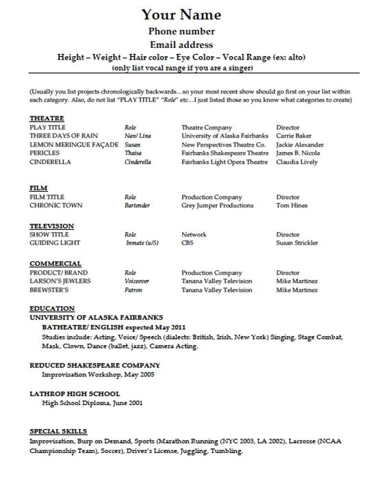 polaris office resume templates free example and writing wordpad - acting resumes