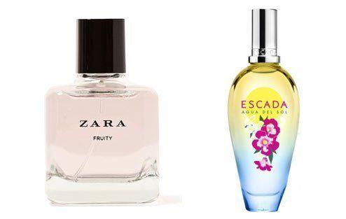zara perfumes equivalencias