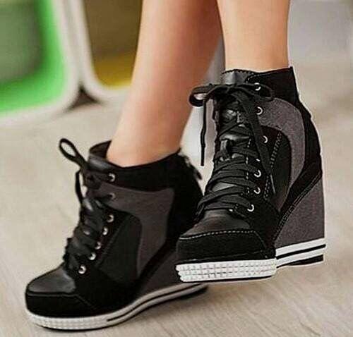 Sneaker heels, Sneakers fashion