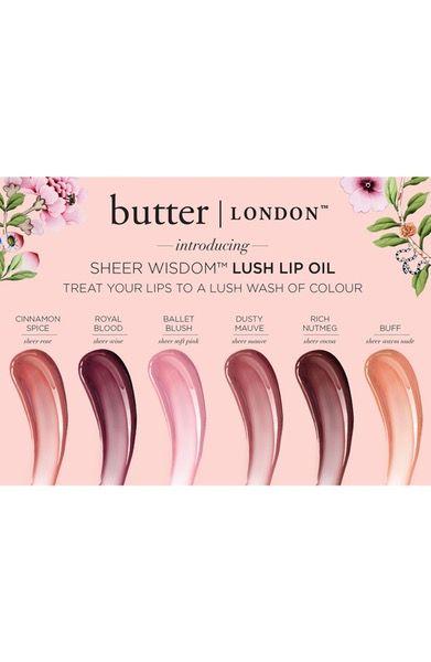 Sheer Wisdom Lip Oil by butter #17
