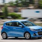 2016 Chevrolet Spark CVT Automatic  Instrumented Test