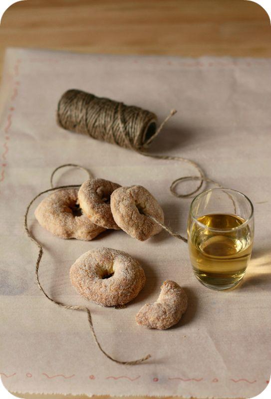 A scuola di cucina romana: Ciambelline al vino bianco