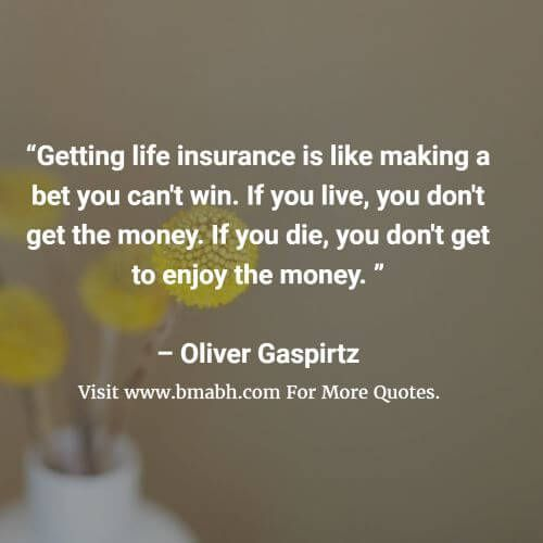 life insurance quotes and sayings funny funny life and