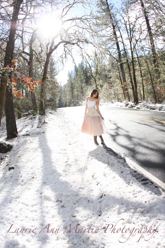 dancer, tutu, snow forest. Would love to do something like this in the winter with beautiful flowing movement