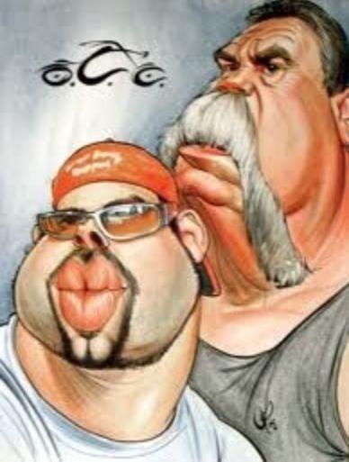 OCC. Paul junior & Paul Teutul senior