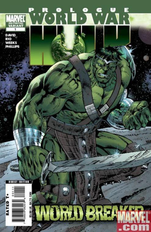 Marvel Comics Hulk | Hulk contra o Mundo | Mundo Bignada
