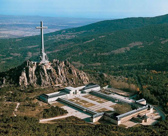 Valle de los Caidos, San Lorenzo de El Escorial, Spain ♥