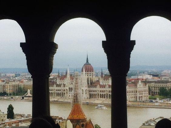 Budapest!
