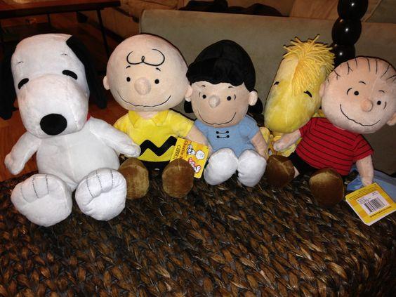 Peanuts Stuffed Toys 90