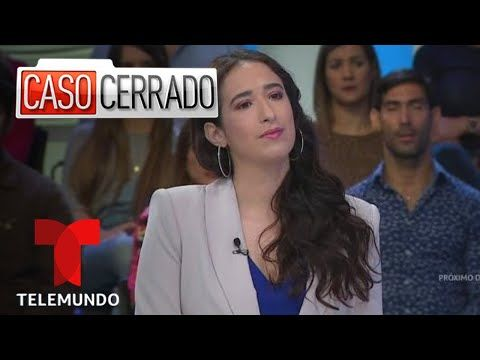 Capítulo Desaparecieron A La Heredera Caso Cerrado Telemundo Youtube Caso Cerrado Cerrado Por Los Herederos