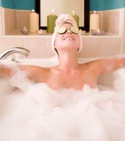 Le blog des Girlies: [DIY] Faire son propre bain moussant !