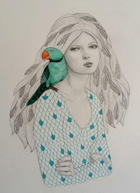 #mycoolness #illustration #sofiabonati collection