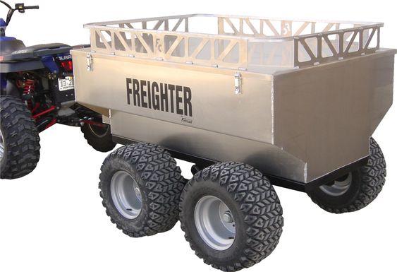 FABCRAFT ATV TRAILER