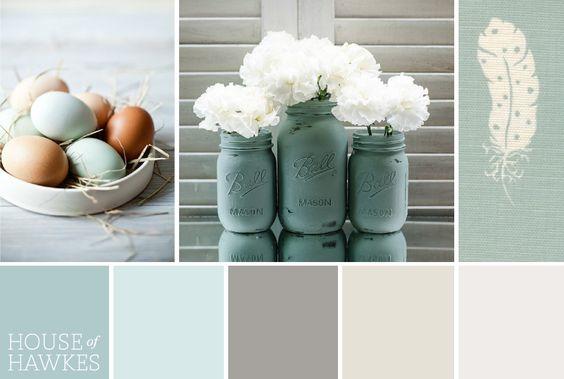 A color palette I'm loving!