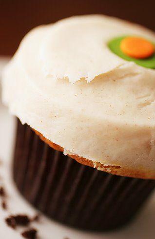 Sprinkles Pumpkin Cupcake Frosting Recipe