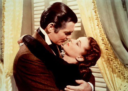 Gone With the Wind...classic crazy love