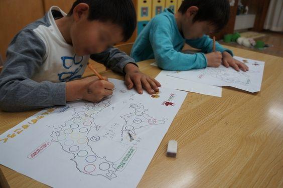 授業風景 ~お正月を遊ぼう~