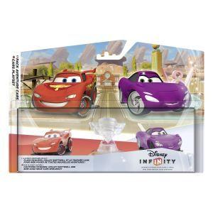 personnages pour 3ds et qui va avec le jeu disney infinity cars monstres et company
