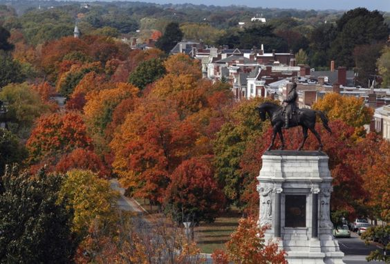 Top 10 Things You Have to Do in Richmond This Fall