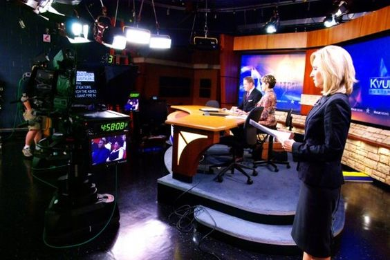 KVUE TV Studio