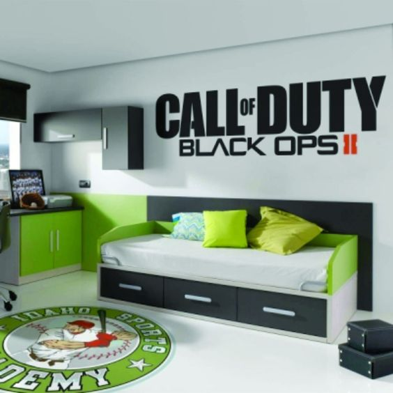 Call of Duty Black Ops 2 II Sticker Vinyl Decal Big