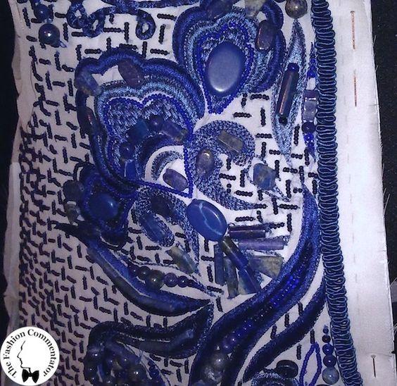 Archivio Emilio Pucci - Les Journées Particulières - Embroidery